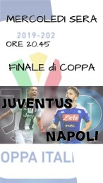 COPPA ITALIA FINALE
